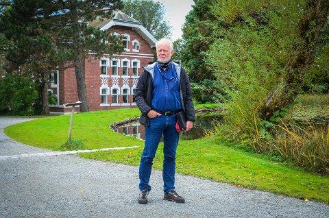 OVERRASKET: Førsteamanuensis Olvar Bergland ved Handelshøyskolen NMBU er overrasket over at så mange ting skjer samtidig, slik at strømprisene blir uvanlig høye.