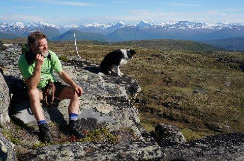 Norges flotteste natur har vi her ....Gud har ikke skapt dette for at mennesker skal ødelegge det.
