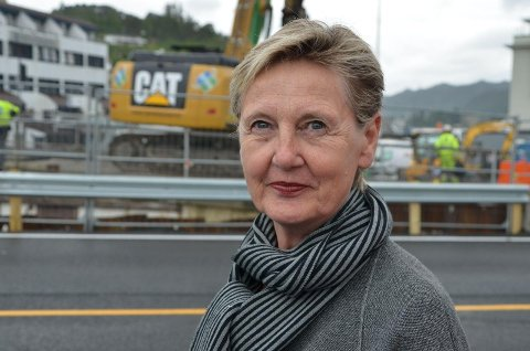 LIKESTILLING: Likestillingsrådgiver Randi Øverland på UiA håper mange kommer på likestillingskonferanse.