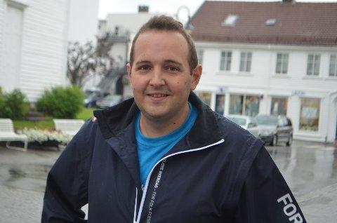 INNE: På dagens meningsmåling er Gisle Meininger Saudland (Frp) inne på Stortinget etter valget.
