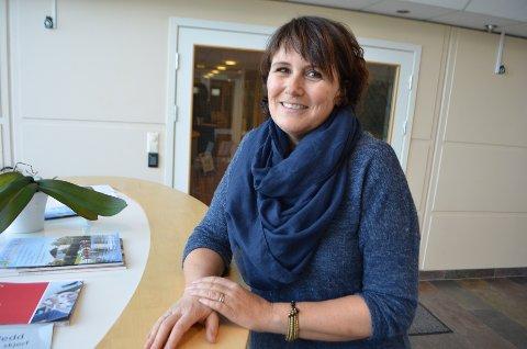 Christiane Skage i Lister Nyskaping .