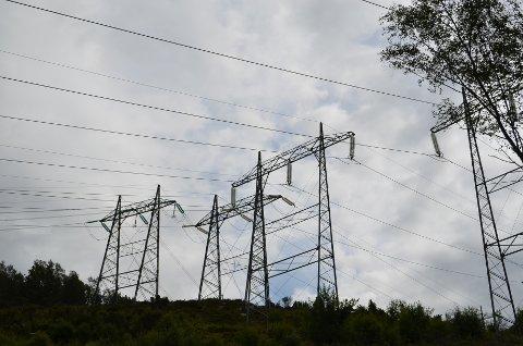 IMPORTERTE MER ENN VI EKSPORTERTE: Nettoimporten ble på 0,1 TWh. Det er første gang siden 2010 at Norge ikke er nettoeksportør av kraft.