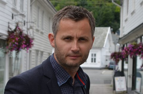 Ordfører Per Sverre Kvinlaug er meget misfornøyd med de nye skatteforslagene.