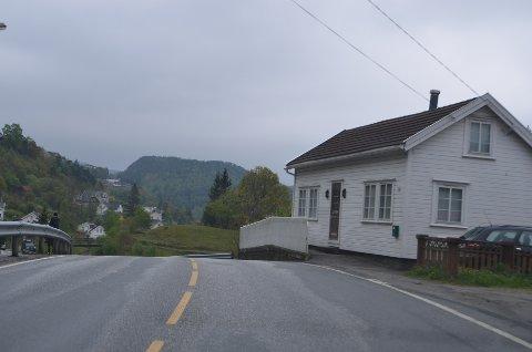 NYTT NUMMER: Fylkesvei 953 (Drangeid og Loga) får nummer 4152.