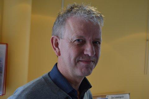 DIREKTØR: klinikkdirektør Oddvar Sæther for klinikk for psykisk helse - psykiatri og avhengighetsbehandling (KPH) opplyser at prosessene starter på nytt.