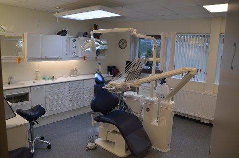 TANNTILBUD: Sirdal samarbeider med den fylkeskommunale tannklinikken i Flekkefjord (bildet). Nå legges det frem en tannhelsestrategi som vil kunne bety at Sirdal mister sitt offentlige tannlegekontor i Sirdal.