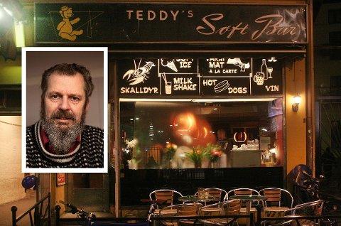 Teddy's Softbar i Brugata sliter. Nå er det opprettet Spleis for å redde det tradisjonsrike serveringsstedet.