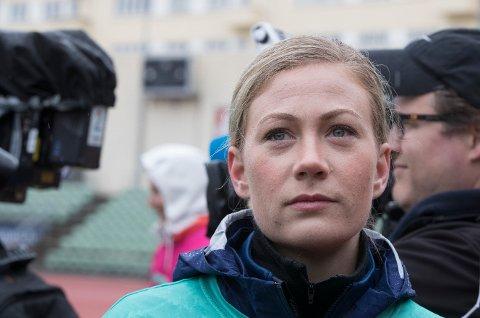 Isabelle Pedersen tok 2. plass i Manchester (Arkivfoto: NTB Scanpix)