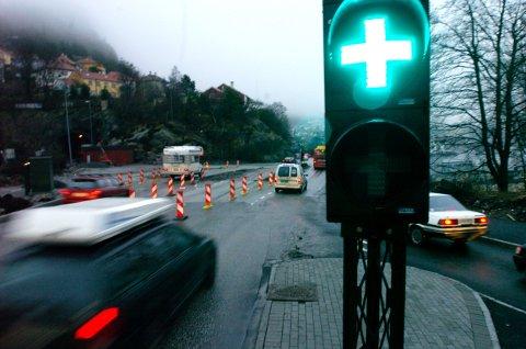 Bilene tilknyttet Sykkel-VM slipper å betale bompenger.