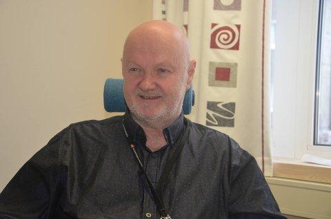 Jan Eirik Feste blei overraska då stemmesetlane mangla.