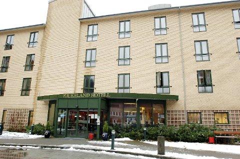 Ansatte ved Haukeland hotell kan bli tatt ut i streik fredag.