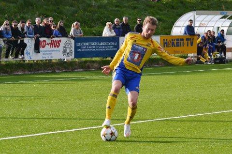 Høken-trener Mats Oftedal gleder seg til 2017-sesongen. (Arkivfoto: Fredrik Sørensen)