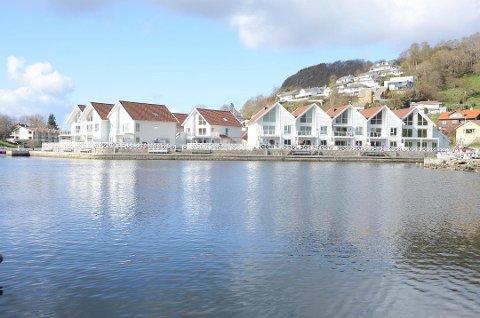 Illustrasjonsfoto fra Smedasundet, Rennesøy.