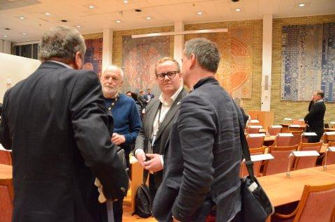 Kunnskap og fakta: Eirik Faret Sakariassen (SV) var skeptisk i Fellesnemda i desember 2017 til at Nye Stavanger skulle bruke 1,5 millioner kroner for å bli med å kartlegge havbunnen langs langs kyst-Norge. Han har et mer nyansert syn på saken nå.