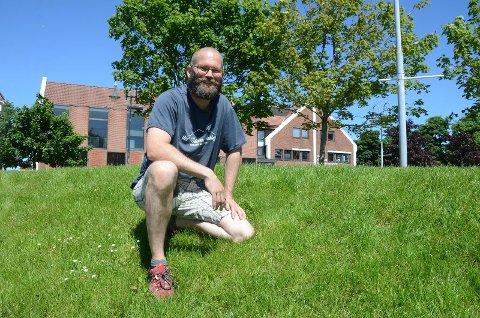 Alexander Rügert-Raustein i Miljøpartiet De Grønne fikk gjennom sitt hovedønske om å jobbe regionalt for en lokal forskrift om bruk av vannscooter.