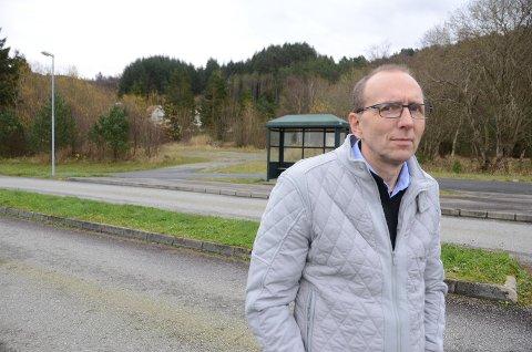 Kommunen er på saken: – Dersom det er kommunen somikke har ryddet opp etter segskal vi selvfølgelig rydde opp så fort som mulig, sa Bård-Ove Pedersen, teknisk sjef i Rennesøy kommune.