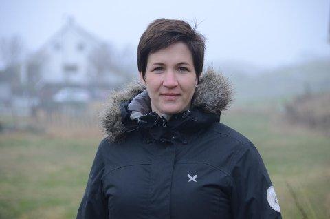 Ønsket endring: Mirjam Ydstebø synes det er leit at KrF ikke fikk gjennomslag på endring av paragraf 2 c. Likevel synes hun KrF fikk mange positive gjennomslag. Nå ser hun fram til tiden med KrF i regjering.