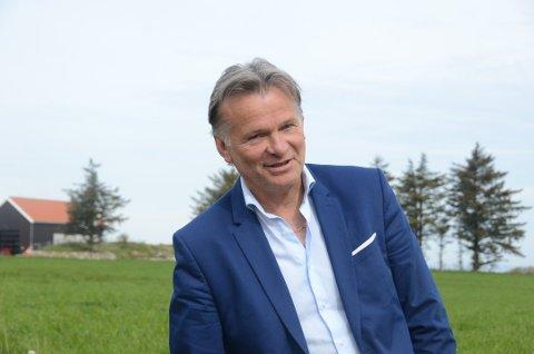 Rådmann: Magne Fjell i Randaberg kommune.