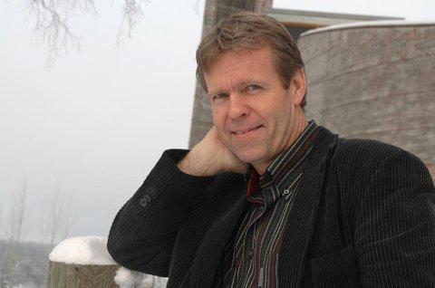SPALTIST: Bokaktuelle Per Arne Dahl vil levere bidrag til Bygdeposten annenhver uke.