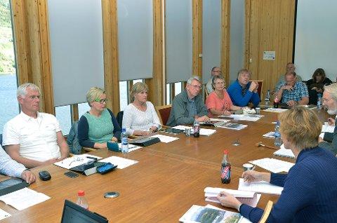 Lite konkret: Formannskapet i Modum kommune sendte mandag alle de tunge sakene på sakslista videre til kommunestyret for videre behandling.