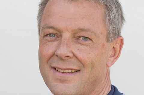 Kjølv Eidhammer blir ny undervisningssjef i Modum.