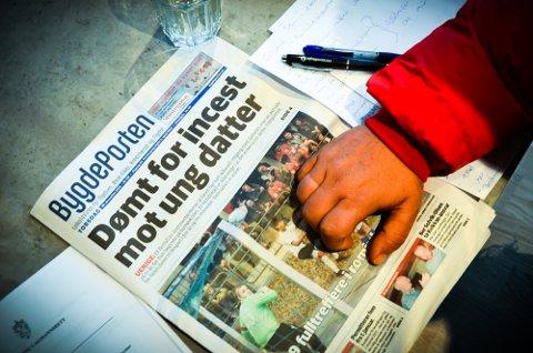 FRIKJENT: Mannen i 40-årene fra Buskerud er blankt frikjent for anklagene om incest mot sin mindreårige datter.