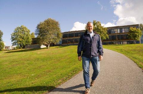 LEDER VENSTRE: Modum Venstre har valgt Tom Oddby til ny leder.