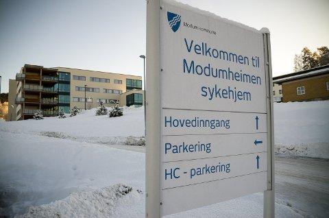HØYT SYKEFRAVÆR: Ved en avdeling på Modumheimen var sykefraværet i fjor på 16,8 prosent. – For høyt, konkluderer helse- og sosialsjef Nanna Nordhagen.