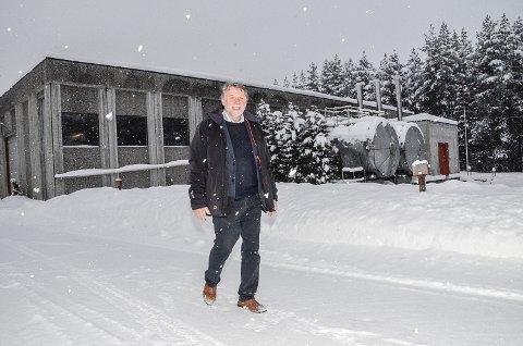TOPPER: Hans Kristian Torgersen og hans selskap HTS Besafe AS, hadde i 2018 klart den største omsetningen av alle selskapene i Krødsherad.