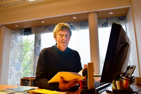 ULOVLIGHETSFOKUS: Morten Lauvbu i Øvre Eiker kommune ser fram til å få på plass en egen jurist til å jobbe med ulovligheter innen byggesaksavdelingen i kommunen.