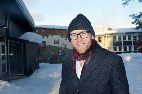 BER OM MER TID: Rådmann Stig Rune Kroken i Krødsherad vil at kommunestyret utsetter skolesaken torsdag, slik at de kan få mer tid til å regne på kostnader og alternativer.