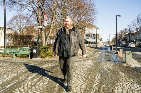 KOMMER HJEM: Det ble bare ett år i dansk håndball for Espen Fossli Olaussen, som kommer hjem for å bli assistenttrener i Storhamar.