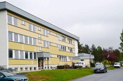 SJU SØKERE: Sju personer har søkt på stillingen som avdelingsleder ved Frydenberg. Tiltredelse er satt til 3. februar.