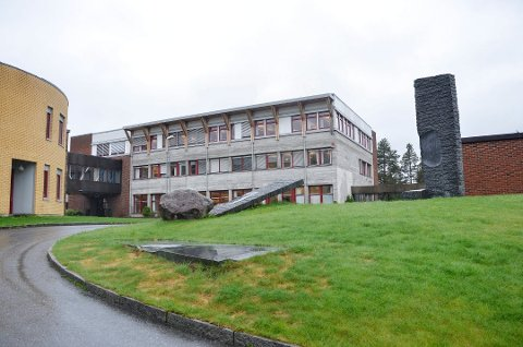 SMITTE: To klasser, samt lærere, er i karantene etter at en elev ved Buskerud videregående har fått påvist koronasmitte.