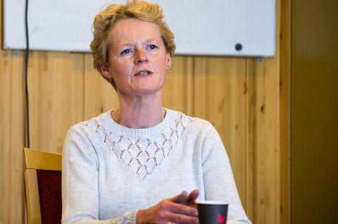 FORBEREDT: Ordfører Sunni G. Aamodt i Modum er forberedt på at det vil komme flere bekreftede tilfeller av koronasmitte i kommunen den neste tiden.