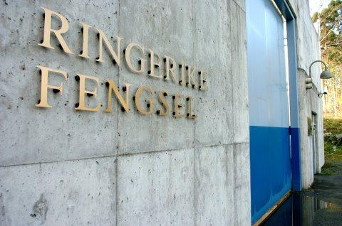 VOLD: Den alvorlige voldshendelsen skjedde i april i fjor på Ringerike fengsel på Tyristrand.