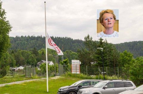 NÅDDE IKKE FRAM: Ordfører Sunni G. Aamodt føler at kommunen aldri nådde fram med sitt budskap overfor Elko, som har valgt å legge ned fabrikken i Åmot.