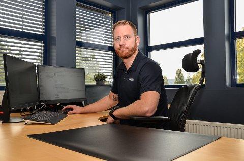 GIR SEG: Eystein Ranheim har bygget opp Saltdalshytta BVT AS fra null til nærmere 100 millioner i omsetning. Nå gir han seg som daglig leder for selskapet, og går over i en ny rolle.