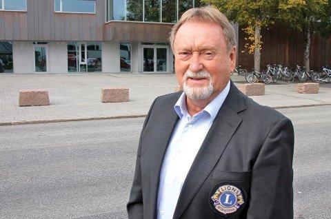 DØD: Annar Bottergård (77) opprinnelig fra Modum døde i forbindelse med en bilulykke i Øvre Eiker i forrige uke.