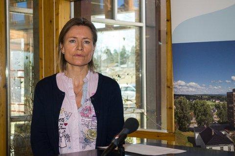 SKAL ERSTATTES: Kommuneoverlege Beate Smetbak i Modum, Sigdal og Krødsherad starter i ny jobb denne våren. Nå søkes hennes erstatter.