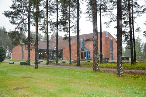 BLOTTING: En mann i slutten av 50-årene er anmeldt etter mistanke blotting i Furumo Svømmehall.