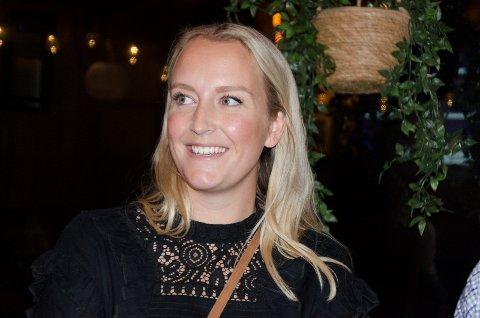 FIKK PLASS: Sandra Bruflot (H) er sikret plass på Stortinget de neste fire årene. Hun er med å trekke snittalderen ned og er går på sin første periode i nasjonalforsamlingen.