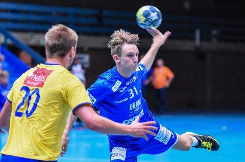 TIL EM: Ola Hoftun Lillelien skal spille U-EM for Norge.