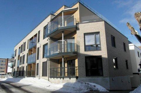 Boligkvartalet Engene 100 til 108 er nominert til Byggeskikkprisen 2018.