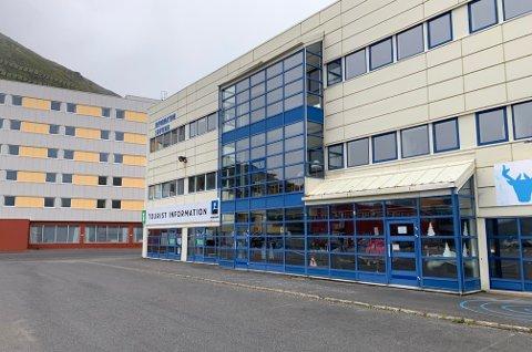 Visit Nordkapp AS sitt kontor i Honningsvåg.