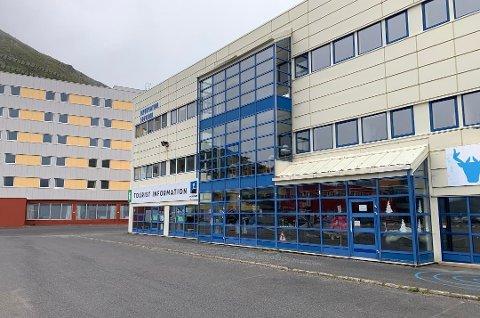 Visit Nordkapps kontor i Honningsvåg.