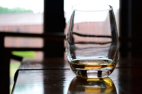 WHISKY: Fleire dyre whiskyar vart litt billegare etter nyttår.