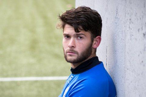 NY INDRELØPAR: Vladan Radojkic (23) blir florøspelar ut 2021-sesongen.