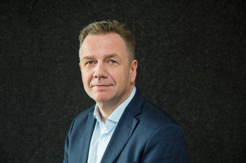 SLUTTAR: Geir Johan Bakke, tidlegare direktør i Havyard Group.