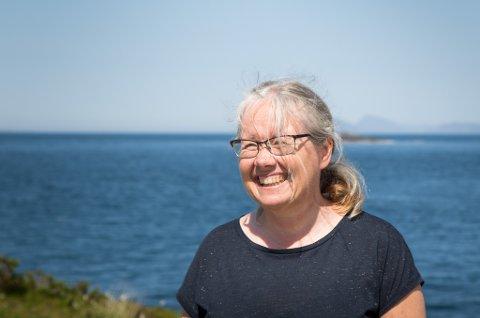 GODT I RUTE: Elin Blom Vesterås fortel at dei allereie har hatt fleire gjester enn fjoråret.
